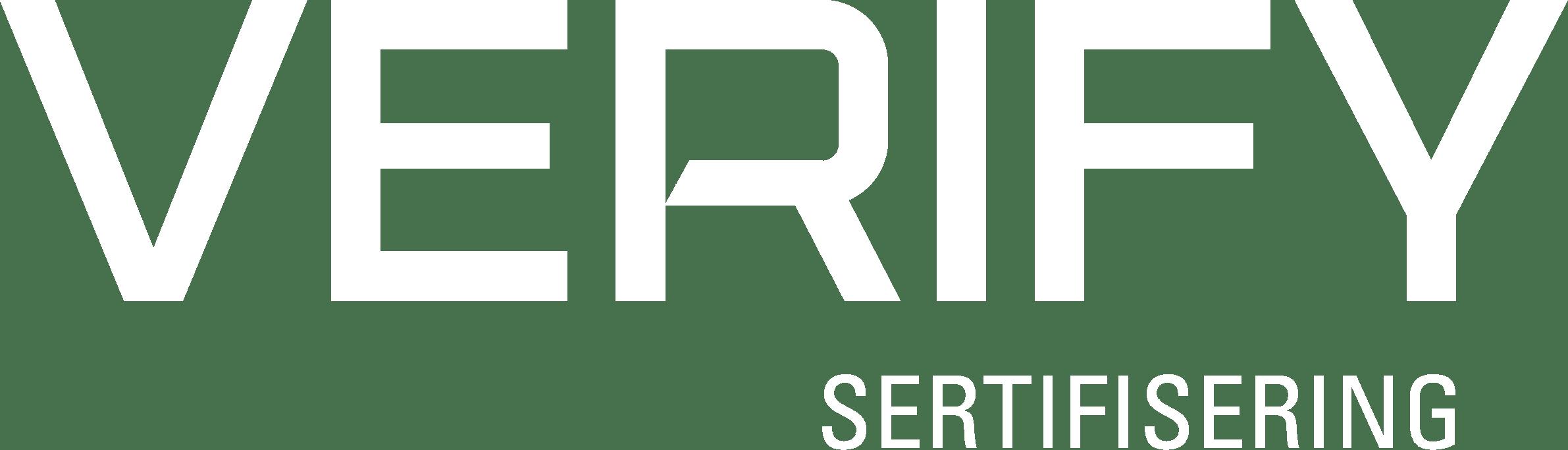 Verify Sertifisering